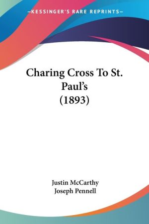 Charing Cross to St. Paul's (1893)