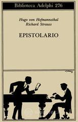 Epistolario - Strauss Richard