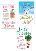 The Naughty List Bundle with The Night Before Christmas & Yule Be Mine - Cynthia Eden, Donna Kauffman, Susan Fox, Foster Lori, Katherine Garbera, Jill Shalvis, Erin McCarthy, Kathy Love, Kylie Adams