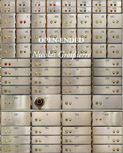 Open-Ended - Nicolas Grospierre