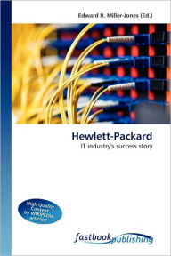 Hewlett-Packard - Edward R. Miller-Jones