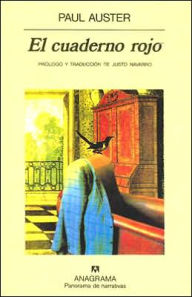 El cuaderno rojo (The Red Notebook) - Paul Auster