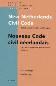 New Netherlands Civil Code/ Nouveau Code Civil Neerlandais, Book - Haanappel