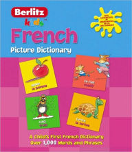 Berlitz French Picture Dictionary - Berlitz Publishing