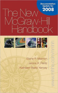 The New McGraw-Hill Handbook 2008 Update (softcover) with Catalyst 2.0 - Elaine Maimon