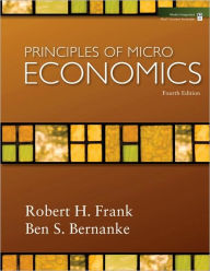 Principles of Microeconomics + Connect Plus Access Card - Robert Frank