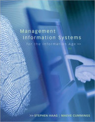 Management Information Systems for the Information Age - Stephen Haag