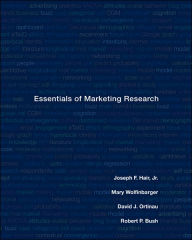Essentials of Marketing Research - Hair