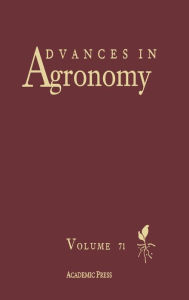 Advances in Agronomy - Elsevier Science