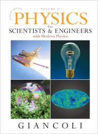 Physics for Scientists & Engineers Vol. 2 (CHS 21-35) with Masteringphysics - Douglas C. Giancoli