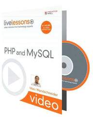 PHP and MySQL (Video Training) - Marc Wandschneider