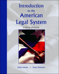 Introduction to the American Legal System - Enika Schulze