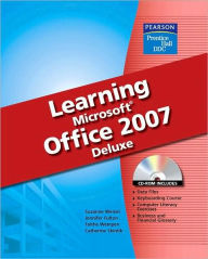 LEARNING MICROSFT OFF 07 STDNT ED HARDCOVER - Fulton