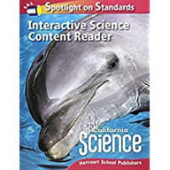 Harcourt School Publishers Science California: Interactive Science Cnt Reader Reader Student Edition Science 08 Grade 2 - Houghton Mifflin Harcourt