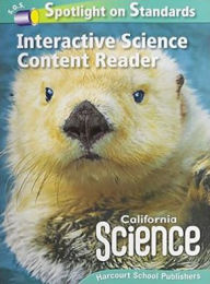 Harcourt School Publishers Ciencias California: Interactive Science Cnt Reader Grade 1 - Houghton Mifflin Harcourt
