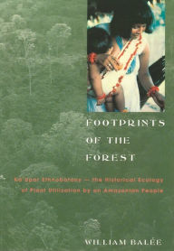 Footprints Of The Forest - William Bal E