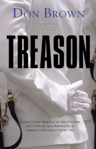 Treason (The Navy Justice Series) - Don Brown