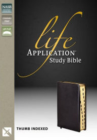 NASB Life Application Study Bible - Ronald A. Beers