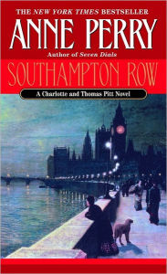 Southampton Row (Thomas and Charlotte Pitt Series #22) - Anne Perry