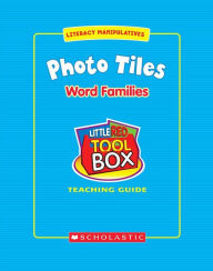 Little Red Tool Box: Photo Tiles: Word Families - Valerie Stofac