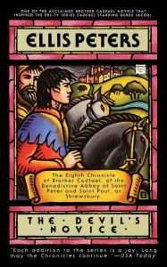 The Devil's Novice (Brother Cadfael Series #8) - Ellis Peters
