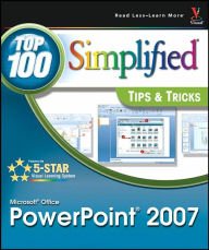 Microsoft Office PowerPoint 2007 - Paul McFedries