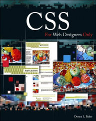 CSS Design for Web Designers Only - Donna L. Baker