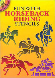 Fun with Horseback Riding Stencils - John Green