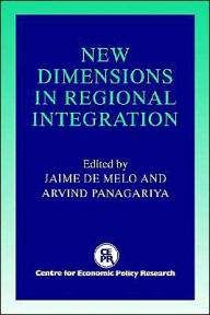 New Dimensions in Regional Integration - Jaime De Melo