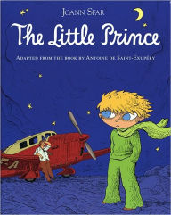The Little Prince Graphic Novel - Antoine de Saint-Exupery