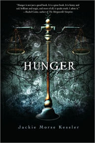 Hunger (Riders of the Apocalypse Series) - Jackie Morse Kessler