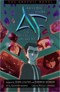 Artemis Fowl; The Arctic Incident: The Graphic Novel (Turtleback School & Library Binding Edition) - Eoin Colfer