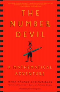 The Number Devil: A Mathematical Adventure (Turtleback School & Library Binding Edition) - Hans Magnus Enzenberger