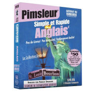 Pimsleur Simple et Rapide Anglais (Quick and Simple English for French Speakers); Audio CD - Pimsleur