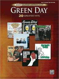 Green Day -- Easy Guitar Anthology: 20 Greatest Hits - Green Day