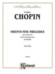 Preludes - Frederic Chopin
