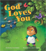 God Loves You Picture Book - Carol Rubow
