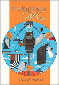 Charley Harper: Wings: A Folio of Notecards [With Envelope] - Oky Sulistio
