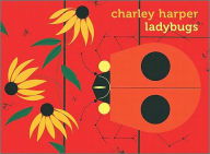 Charley Harper: Ladybugs Notecards [With Envelope] - Patrice Morris