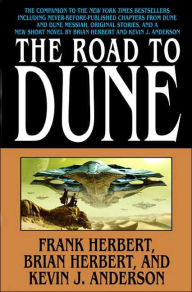 The Road to Dune - Brian Herbert