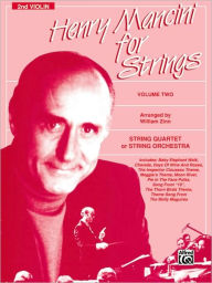 Henry Mancini for Strings, Vol 2: 2nd Violin - Henry Mancini