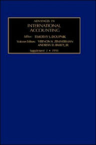 The Evolution of International Accounting Standards in Transitional and Developing Economies - V.K. Zimmerman