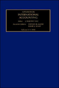 Advances in International Accounting, Volume 11 - S.B. Salter