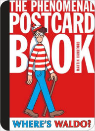 Where's Waldo? The Phenomenal Postcard Book - Martin Handford