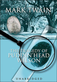 Z the Tregedy of Pudd'Nhead Wilson - Mark Twain