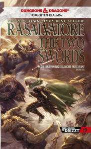 Forgotten Realms: The Two Swords (Hunter's Blades #3) - R. A. Salvatore