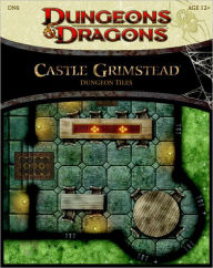 Castle Grimstead - Dungeon Tiles: A Dungeons & Dragons Accessory - Wizards RPG Team