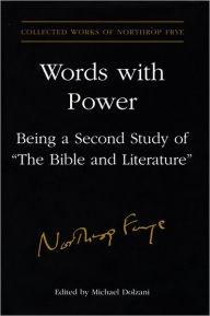 Words with Power: Being a Second Study of