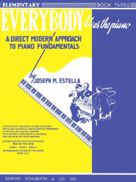 Everybody Likes the Piano - Joseph M. Estella