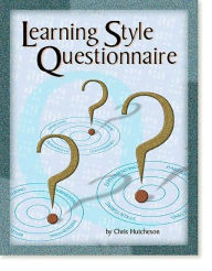 Learning Style Questionnaire (Package of 5) - Chris Hutcheson